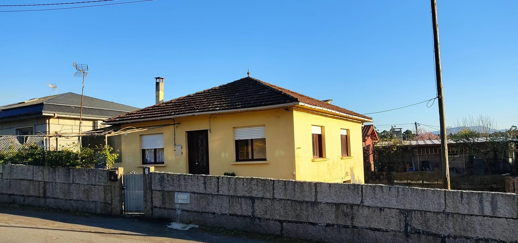 Casa de tres dormitorios en Tomiño