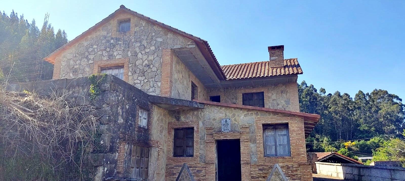Fantástica propiedad de piedra rústica con mucho encanto. Maravillosas vistas